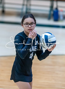 2019 Varsity Volleyball Games