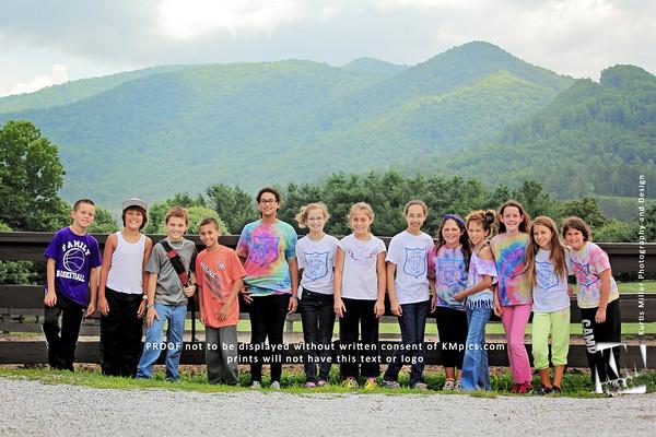 Camp Blue Ridge 6-27-13