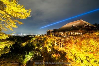 Osaka(大阪) - Nov 2015