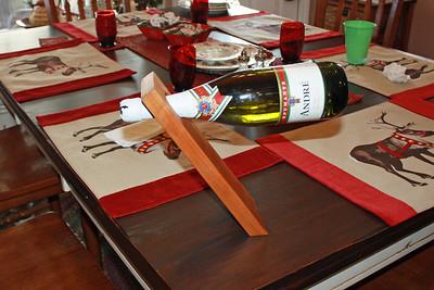 Wine Bottle Balancer