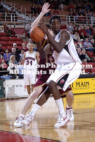 Men's Basketball 2005-06