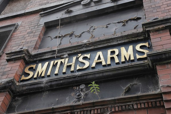 Saving the Smith's Arms in Ancoats