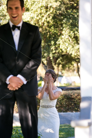 Jennifer & Carlos • First Look & Wedding Party