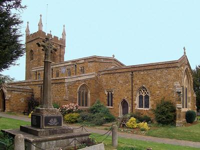St John the Baptist, Church of England, Church Street, Bodicote, OX15 4DW