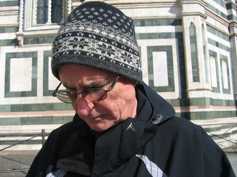 Italy trip - Josh