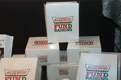 Selling Krispy Kream Donuts YFC