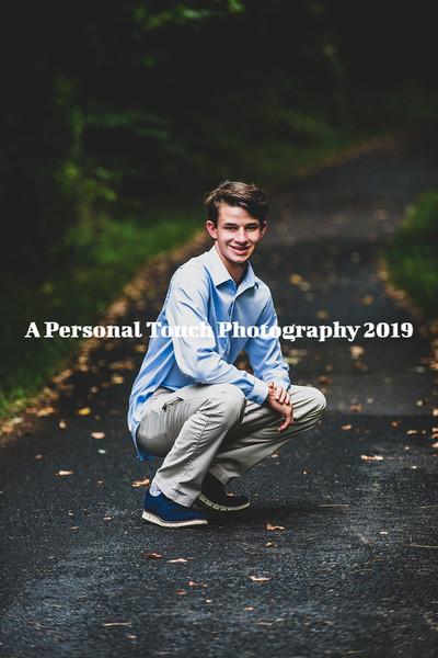 Ben's senior pictures