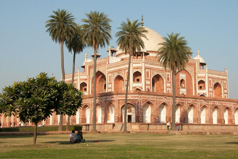 Delhi | Hayumanova hrobka