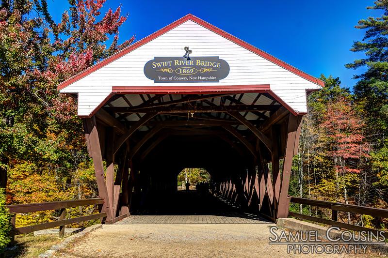 The Swift River Bridge