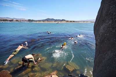 Kayak + Swim
