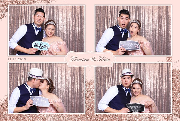 11-23-19 Francisca and Kevin