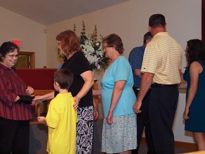 Trinity Baptism 6-13-10
