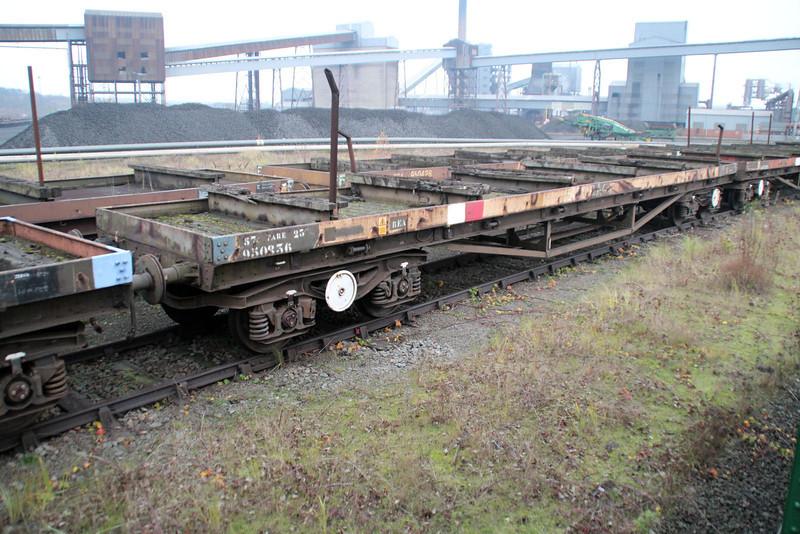 BEA 950836 Scunthorpe Trent Yard stored 24/11/12.