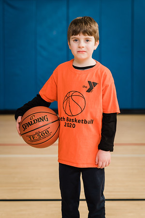 YMCA Basketball 2020