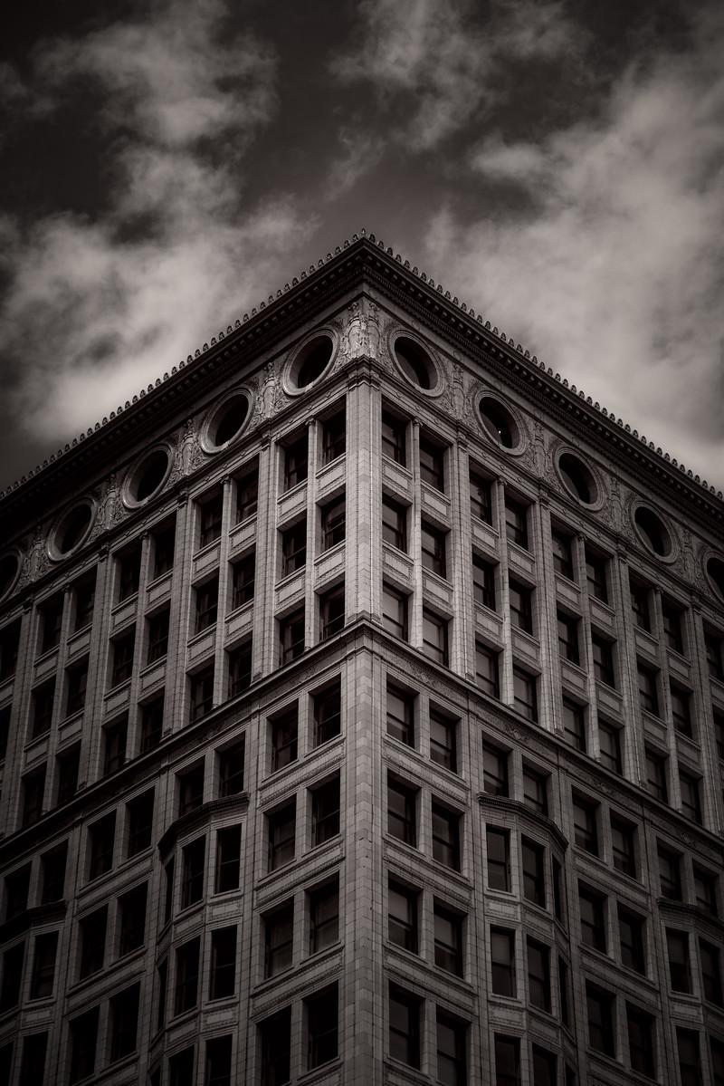 Chicago Ill ~Santa Fe / Motorola building
