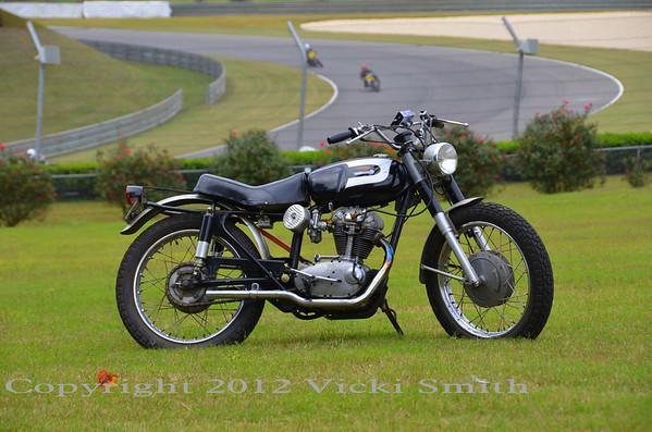 1965 Ducati 250 Scrambler