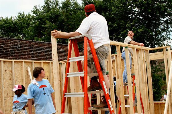 House 6 - CitiGroup & Episcopal Build