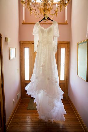 Krystal & Matt Color Wedding Photos