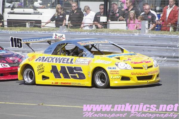 2012 National Championship weekend, Saturday Qualifying - Martin Kingston