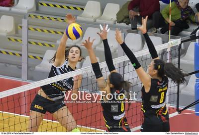 «Conad Sicomputer Ravenna - Volley Club Cesena» #B1Fvolley