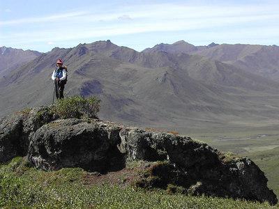 Tombstone Mountains Area