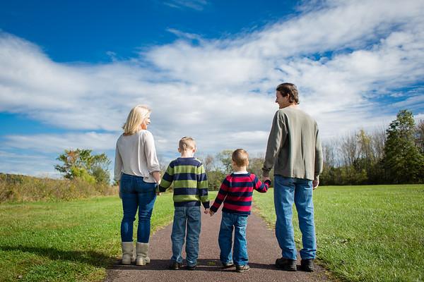 Welhaf Family Portraits