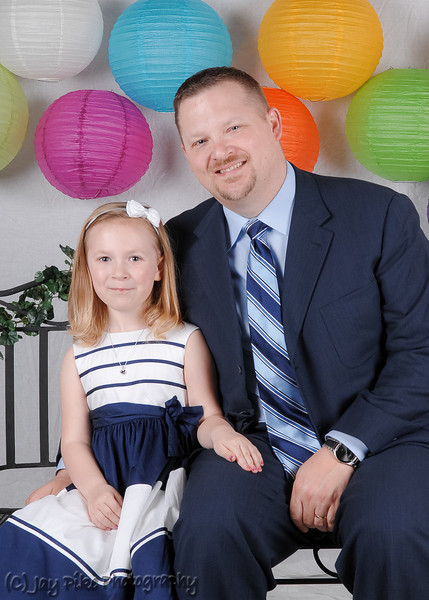 May 3, 2013 - MBE - Father and Daughter Dance