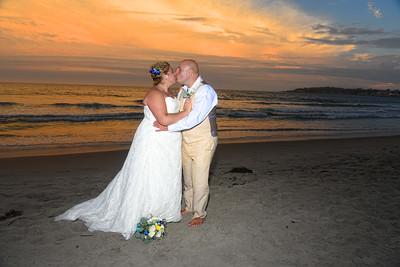 Kelly and John Wedding