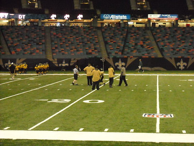 Goretti Playground Superdome Football Game