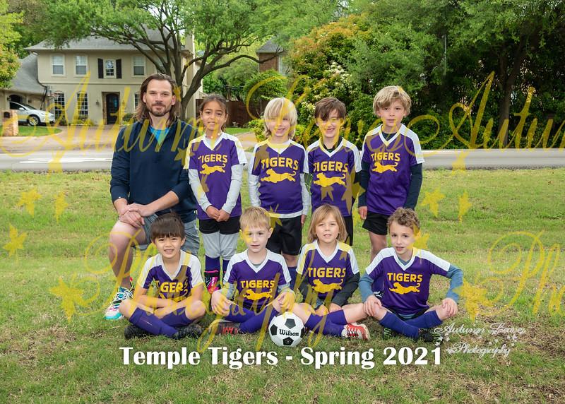 20210417 # S1 K Temple Tigers - Koziol