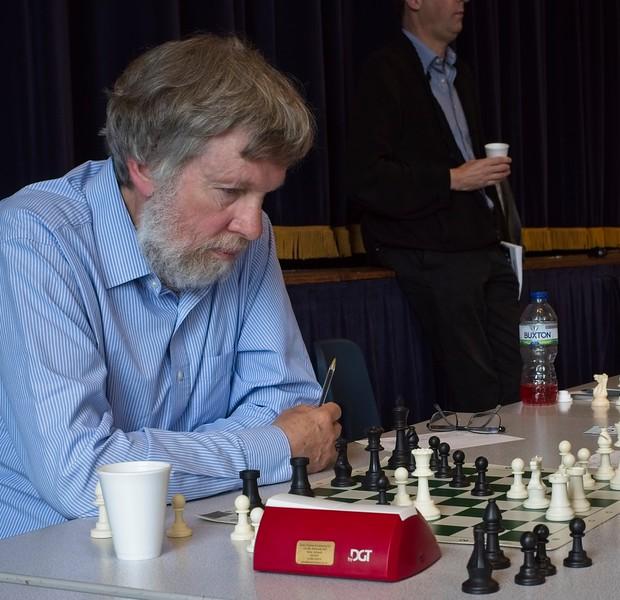 John Jenkins, open section joint winner