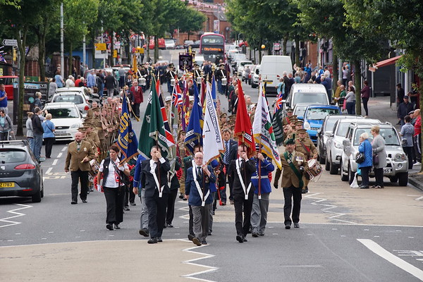 36th Ulster Division Somme Memorial Association