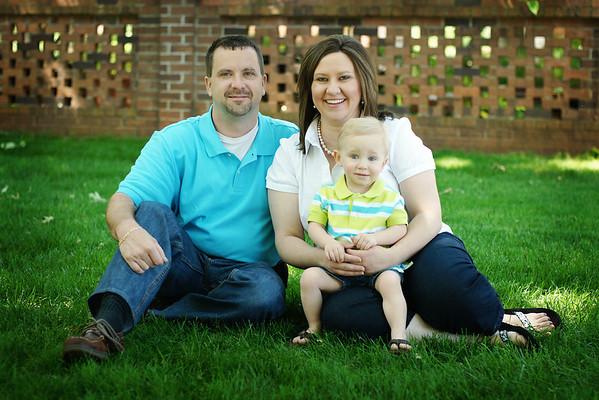 Bryan, Anna Family