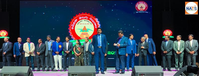 NATS TampaBay @6th America Telugu Sambaralu