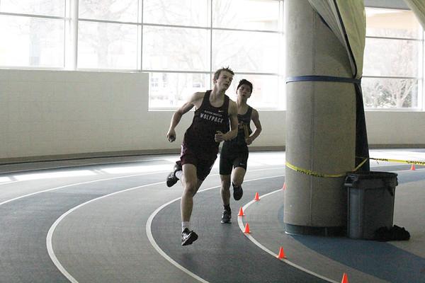 Dordt College Indoor Track and Field Invitaitonal 2019 (3-18-19)