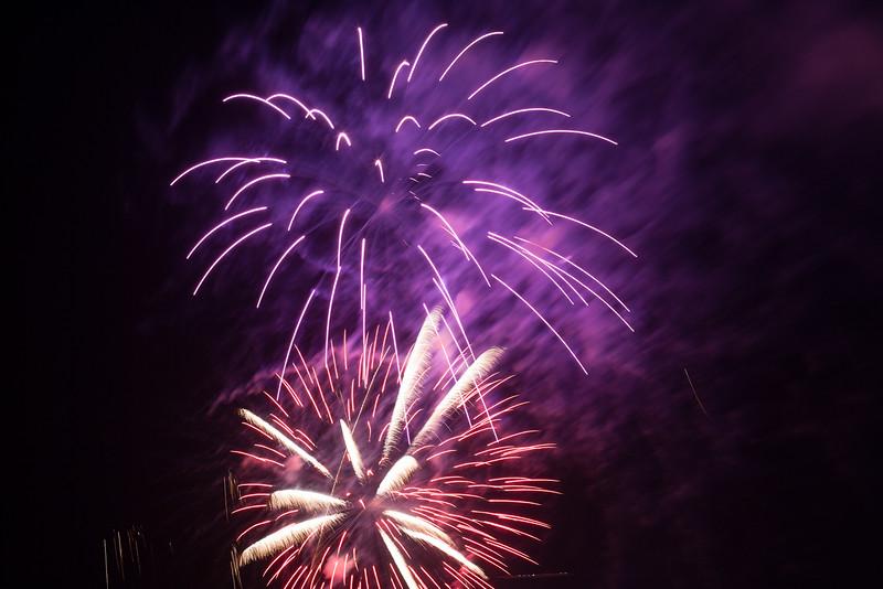 Shoeline Fireworks 1