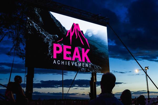 PEAK Achievement 2016