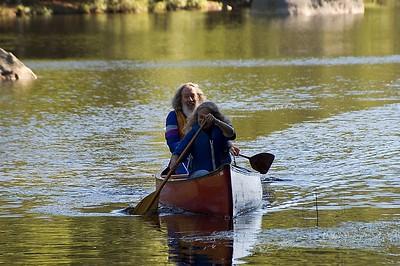 Pawtuckaway 2005 Canoe-O