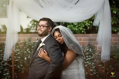Mollie + Frank Wedding
