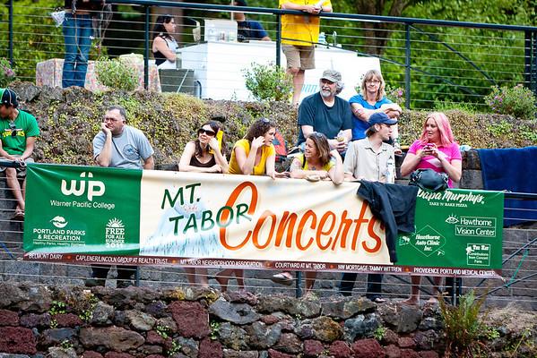 Mt. Tabor Park Summer Concerts 2011