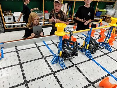 2019 Vex IQ Robotics Camp