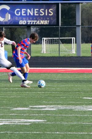 Varsity Boys Soccer vs Beatrice, 04-08-2021