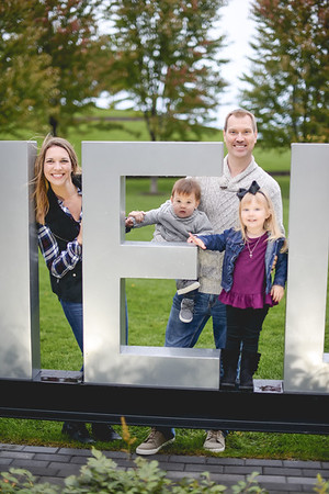 Erlin Family Fall 2019