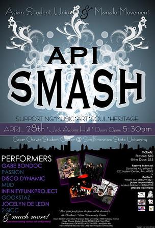 API SMASH 2008