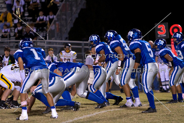Jarrell VS Bruceville-Eddy Football - Oct. 15th