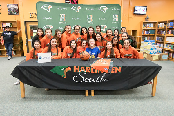 Athletic College Signings