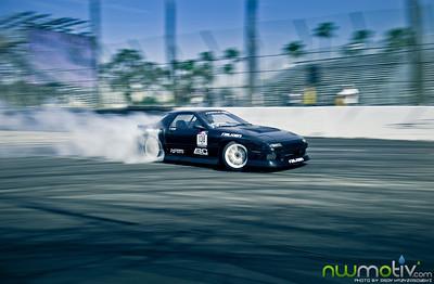 Formula Drift - 2012 Long Beach