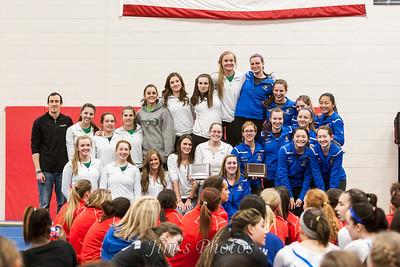 Madison Memorial Gymnastics - Jan 11, 2014
