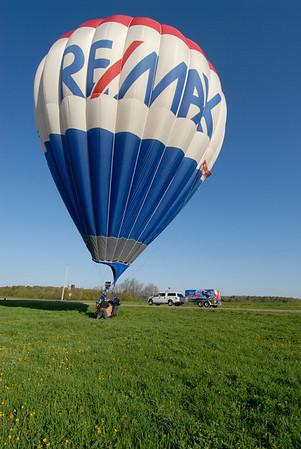 2012-05 - Balloon Ride