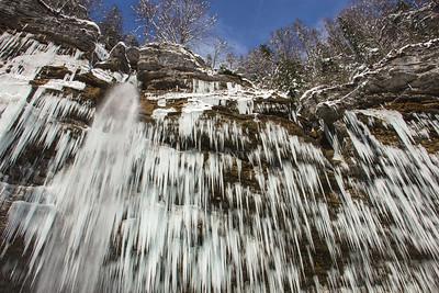 2013-02-Pericnik Waterfall